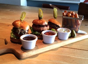 Burger Sliders Weymouth