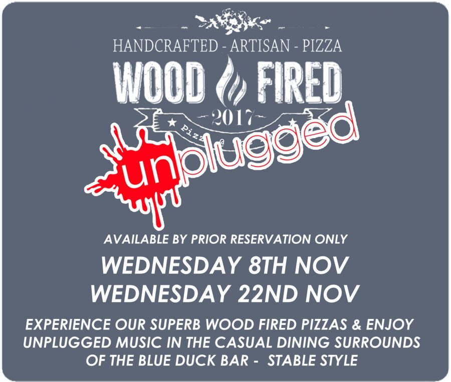 Woodfired & Unplugged